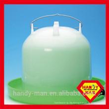 110C 9L Hülsen-Art Huhn-Geflügel-Plastik-Licht-Trinker