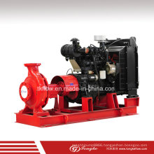 Single-Stage Diesel Engine Fire Fighting Water Pumps