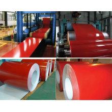 Full Hard Hb PPGI Cobre Coated Steel Coil Materiais de Construção