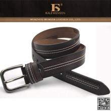 2015 Beat calidad baratos mens personalizados cinturones de cuero