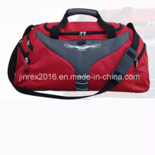 Popular Polyester Sports Travel Gym Fitness Shoulder Duffle Bag