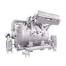 Máquina de teñido de flujo múltiple de aire y líquido HT