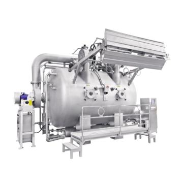 Многопоточная машина для окрашивания воздухом и жидкостью HT