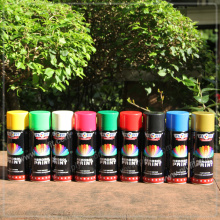 Non Toxic Colorful Aerosol Spray Paint for Metal