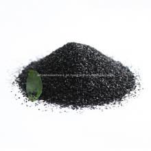 Carvão ativado de casca de coco para tratamento de água