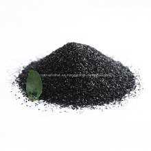 Carbón activado de cáscara de coco para tratamiento de agua