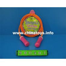 Jump Rope Promotional Fitness Desporto brinquedo Crianças Corda de salto (900501)