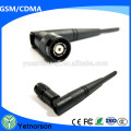 Black Dipole-Rubber Duck Antenna for 3 dBi 2400-2500MHz with SMA Connector
