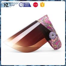Melhor venda de design simples tampa de visor de plástico venda quente à venda