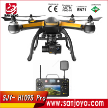 PRO version X4 H109S professional drones with 1080P camera 5.8G Real Time RC Quadcopter and GPS drones