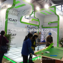 exhibition design service exhibition custom booth exhibition equipment display stands