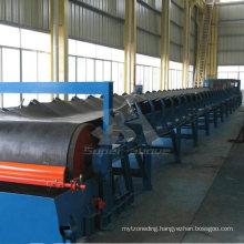 Mine Loading Feeding Conveyor Sand Rubber Belt Conveyor