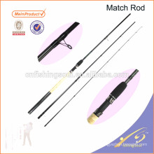 MTR001 3 section solid epoxy match fishing rod welding rod connecting rod