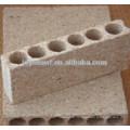 Carb / CE / fsc carton aggloméré à noyau creux pour l'utilisation de meubles et de décoration
