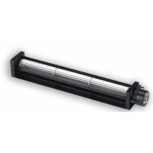 30mm diâmetro DC Cruz ventilador de fluxo