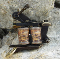 Top Brass vente sculpture Tattoo Machines canons