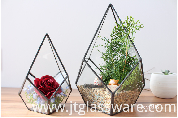Square Glass Vase55