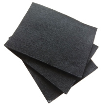 Cobertor de algodão à prova de fogo não inflamável