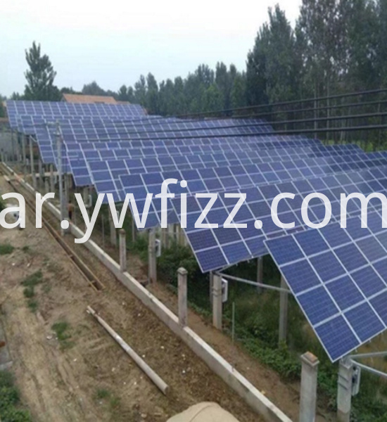 Solar Energy Commercial Power Generation