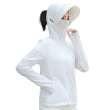 New Arrival Summer Sunscreen Fashion Outdoor Jacket Sun Protection Clothing