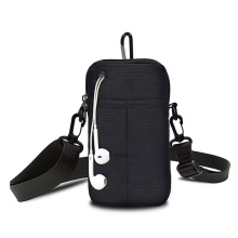 Waterproof mobile phone arm band bag armband key card ankle bags outdoor sports running gym cell phone bag