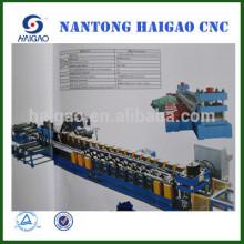 Línea de producción de barandas
