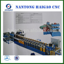 guardrail production line