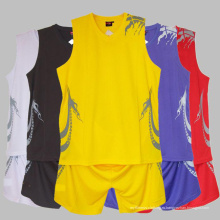 Здоровый баскетбол Джерси сублимации моды (BA-004)