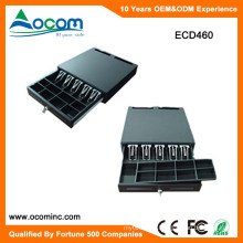 ECD460 High quality Big Size Metal Cash Drawer Box With Micro-switch Sensor For Optional