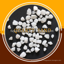 High quality purified quartz sand