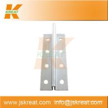Elevador Parts| Guia System| Eclissa de trilho do elevador oco Fishplate|linear trilho de guia guia