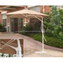 Patio jardín manivela buen paraguas Durable