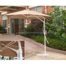 Pátio jardim manivela bom guarda-chuva durável