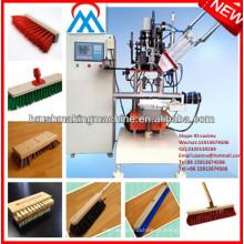 Vassoura de madeira automática CNC que faz a máquina