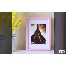 Hot sale 4'' 5'' 6'' 7'' 8'' colour photo frame