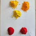 Pigmento inorgánico cromo amarillo para plástico