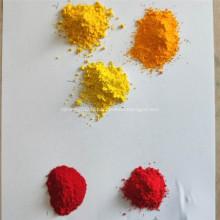 Pigment inorganique jaune de chrome pour verre