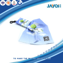 Promotion Sunglass Polishing Cloth with Pouch