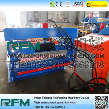 FX roll forming machine for corrugated sheet