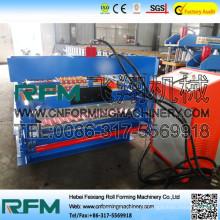 Máquina de formação de rolo FX para chapas onduladas