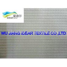 100 % Polyester Netz Jacquard Stoff für Taekwondo