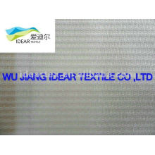 polyester Grid jacquard Fabric for Taekwondo