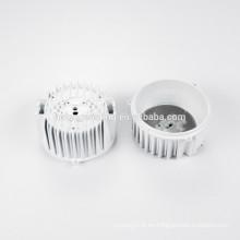 Suministre el servicio del OEM y del ODM para el disipador de calor ligero llevado mazorca de aluminio
