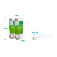 Настенный держатель Ручной пластиковый материал Ручной диспенсер для дезинфицирующих средств