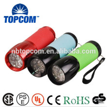 Best Small Gift Cute LED Flashlight with Glow in the Dark Function