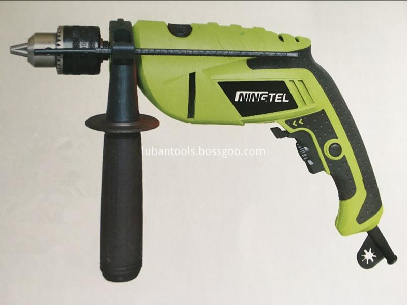 Impact Drill-13