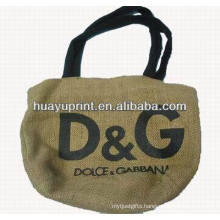 jute bag pp woven bag canvas tote bags AT -1081