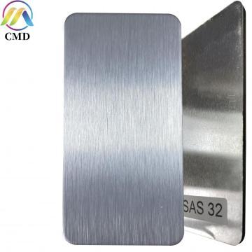 Cepillo de panel compuesto de aluminio Plata / Aluminio crudo
