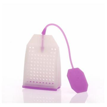 Silicone Bags with Hole for Better Filter Tea Bag