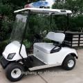 gas power fuel petrol engine /gasoline Mini golf cart with cargo box